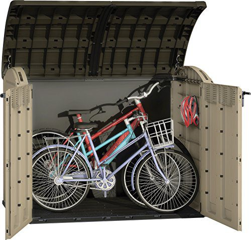 Keter It Out Ultra Outdoor, Outdoor Storage For Bikes